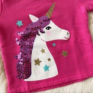 CARTER'S Unicorn Fleece Sweatshirt